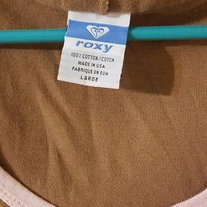 Roxy Tops - Roxy Hooded Tank Top
